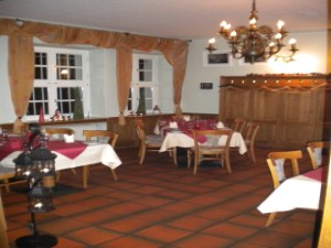 Restaurant Alter Bahnhof Dortmund